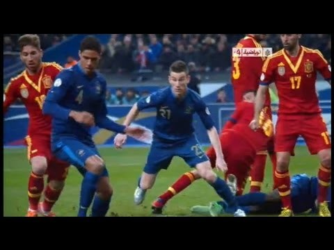 France vs Spain 0 - 1  / All Goals & Highlights [26/3/2013] (World Cup qual.) HD