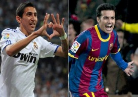 Battle Of Stars: Angel Di Maria vs Pedro Rodriguez