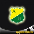 Escudo del Atltico Huila 