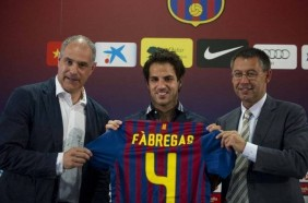 Por fin!!! Bienvenido de nuevo a tu Casa Cesc Fbregas!!!!