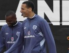 Rio Ferdinand se despide de la Seleccin inglesa 
